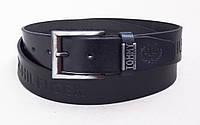Стильный мужской кожаный пояс Tommy Hilfiger, фото 1