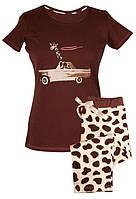 Женская пижама Жираф Muzzy 308