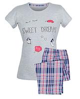 Уютная женская пижама Muzzy Sweet Dreams 305