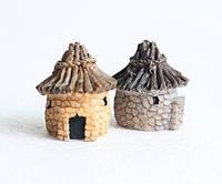 Домик декор для Муравьиной Фермы мед пластик