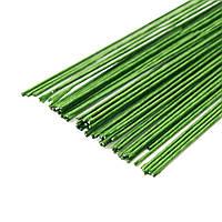 Проволока в обмотке Светло - зелёная ∅0,55 мм