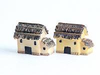 Домик с пристройкой декор для Муравьиной Фермы