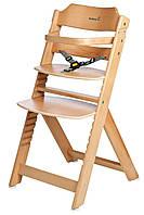 Стульчик для кормления «Safety 1st» Timba без столика, цвет натуральный (27980100)