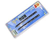 Подсветка салона 90101R-15 15LEDх15см в прикурив/звук.сенсор/красн