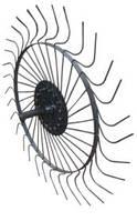 """Корпус (колесо) граблей """"Солнышко"""" для мотоблока, мототрактора, минитрактора"""