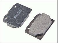 Колодки тормозные перед. ВАЗ-2101-2107 ((к-т 4 шт.) в упак.
