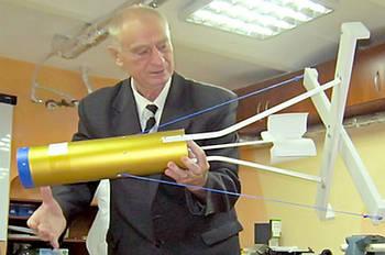 Украинский ученый изобрел устройство, которое способно остановить ураган