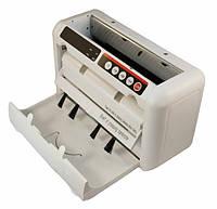 Портативный счетчик купюр с детектором валют  , фото 1