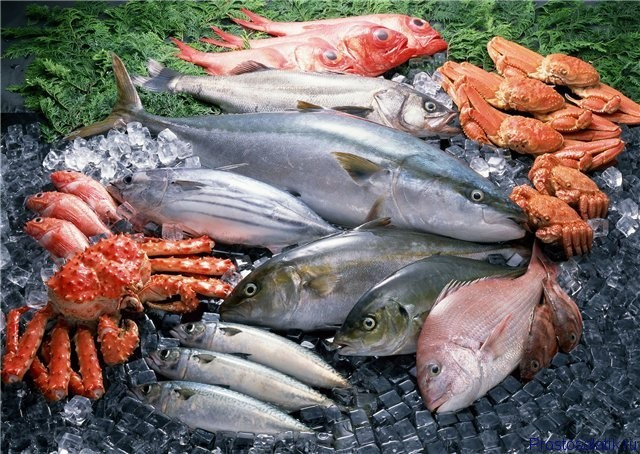 Рыба уходит на экспорт: стали известны новые цифры