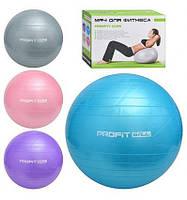 Мяч для фитнеса 85 см M 0278