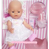 Кукла-пупс Baby Born с магнитной соской BB 8009-443-S