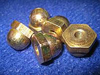 Гайка регулировки троса сцепления старого образца Таврия Славута ЗАЗ 1102 1103 1105