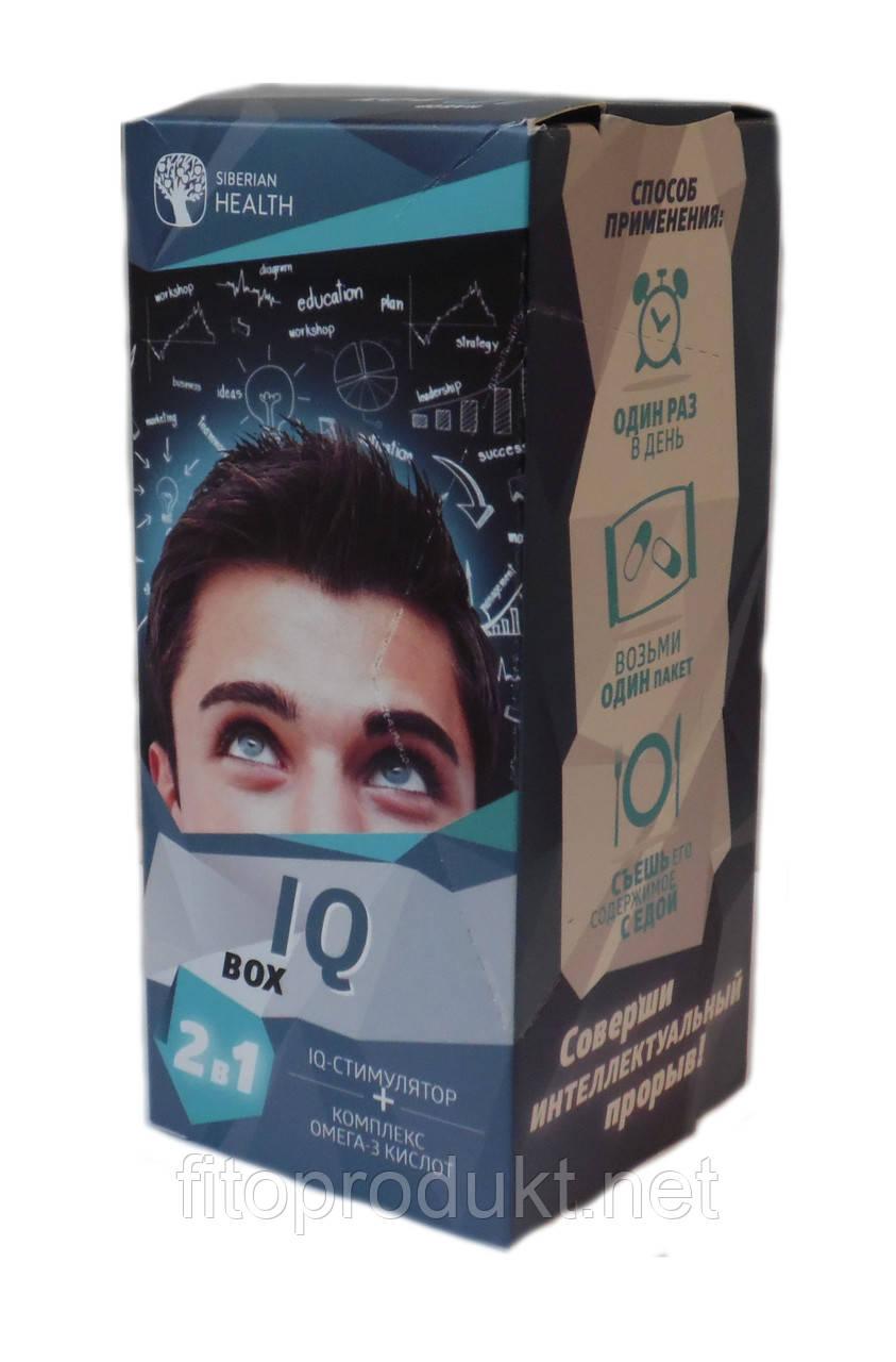 Набор Daily Box Интеллект / IQBox  30 пакетов