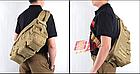 Тактическая наплечная сумка ВДВ США GO-BAG Assault Pack В11, фото 2