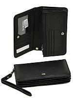 Мужской кожаный кошелёк-клатч фирмы Dr.BOND