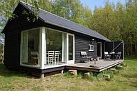 Дачный домик на 50м2