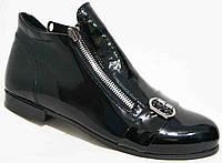 Весенние ботинки женские большого размера, ботинки женские больших размеров от производителя модель МИ5261-2