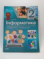2 клас Основа Мій конспект Розробки уроків Інформатика 2 клас до Ломаковська Білецька