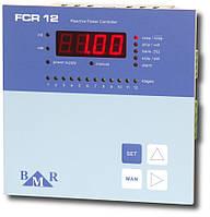 Трифазний автоматичний регулятор реактивної потужності на 12 ступенів BMR FCR12T