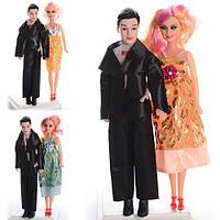 Кукла и Кен (30см х15см)