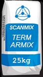 Клей для армирования пенопласта Scanmix Term ARMIX
