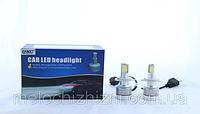 Светодиодные LED лампы UKC c цоколем H4 33W 4500-5000K 3000LM CAR LED headlight