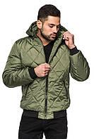 Мужская куртка с капюшоном весна - осень