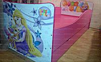 Эксклюзивно! Детская кровать РАПУНЦЕЛЬ для девочки купить недорого http://кровать-машина.com.ua/ БЕСПЛАТНАЯ ДОСТАВКА!