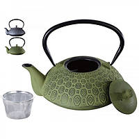 Заварочный чайник чугунный с фильтром Peterhof PH-15626 (1.2 л)