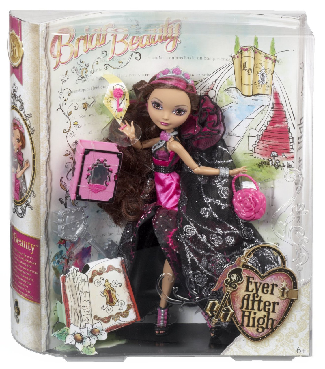 Кукла Эвер Афтер Хай Браер Бьюти - День Наследия Ever After High Briar Beauty Legacy Day