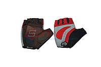Перчатки для занятий фитнесом и езды на велосипеде. L.