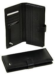 Чоловічий шкіряний гаманець-купюрник фірми Dr.BOND