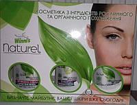 Набор органических средств личной гигиены Winni's №3 (шампунь+средство для интимной гигиены+жидкое мыло)