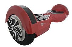 Гироборд ProLogix Junior-X красный, 8 дюймов, мотор 700Вт, 10 км/ч, до 120 кг, колонка, Bluetooth, сумка