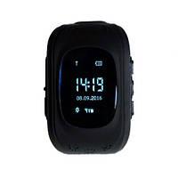 Детские умные часы Smart Watch GPS трекер Q50/G36 Black, фото 1