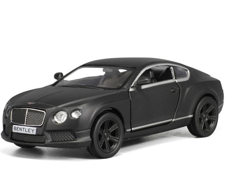 Машинка коллекционная Bentley Continental GT 1:32