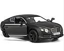 Машинка коллекционная Bentley Continental GT 1:32, фото 2