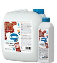 Грунтовка смывка «SMILE®» SG-22 водно-дисперсионная 5 кг
