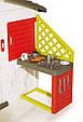 Игровой детский домик Smoby с летней кухней (810200), фото 3