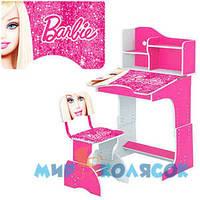 Парта детская BAMBI (METR Plus) Barbie (W 2071-1)