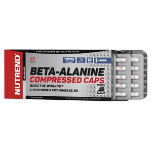 NUTREND Beta-Alanine Compressed Caps 90 caps