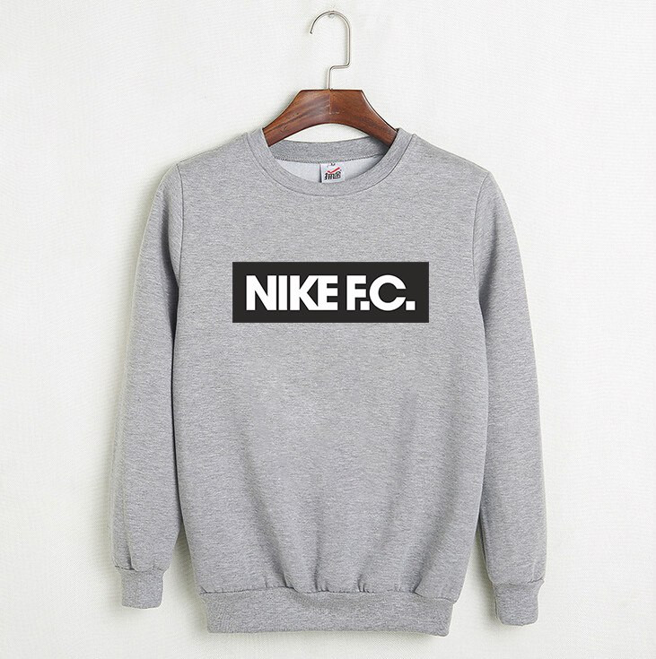 7288e3df Свитшот Nike F.C. | мужской женский | реглан | свитер | кофта | реплика -  SOMA