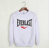Свитшот Everlast спортивный  | мужской  | женский  | детский  | осенний  | кофта  | пайта  | реплика