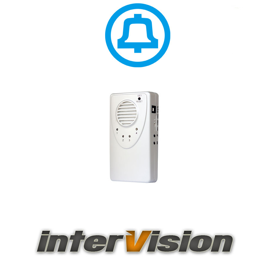 Бюджетный аудиопейджер администратора Intervision SMART - 4A