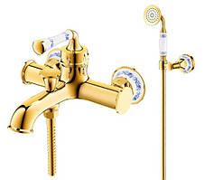 Смеситель для ванны Venezia Emparador 5010101