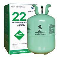 Фреон R22 (Дифторхлорметан) / Хладагент R-22 Sanmei
