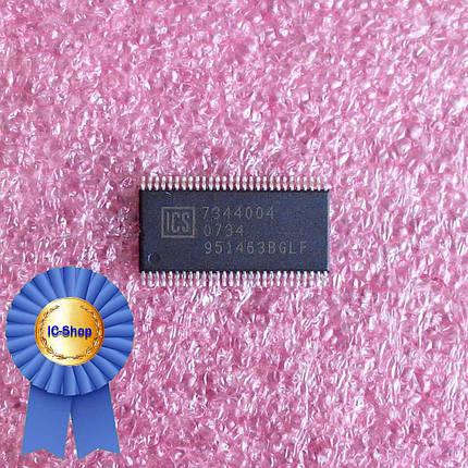 Микросхема ICS 951463BGLF ( ICS951463BGLF ), фото 2