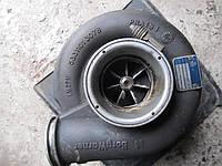 Турбина BorgWarner LM27M. MAN F2000 TGA 410-460л/с 2000-2005г/в
