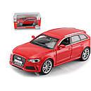 Машинка коллекционная Audi Q7 1:32, фото 2