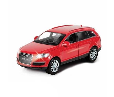 Машинка коллекционная Audi Q7 1:32